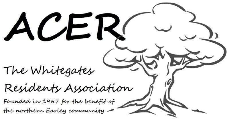 ACER Whitegates logo