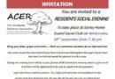 ACER: Social Evening Update